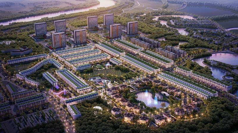 tong quan kosy city beat thai nguyen