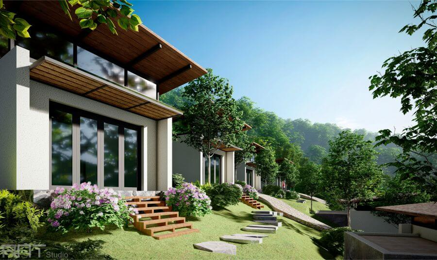 villa don pu luong